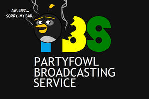 PBS Spoofs Partyfowl by AngusMcTavish