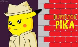 Inspector Pika by AngusMcTavish