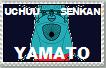 Space Battleship Yamato Stamp by AngusMcTavish
