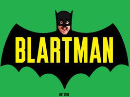 BLARTMAN by AngusMcTavish