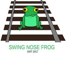 Swing Nose Frog by AngusMcTavish