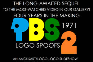 PBS 1971 Logo Spoofs 2 Title Card by AngusMcTavish