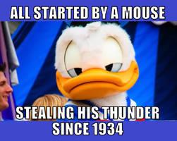 Smug Donald - 1934 by AngusMcTavish