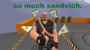so much sandvich. by AngusMcTavish