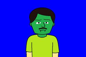 Natural Mike Sick 1 by AngusMcTavish