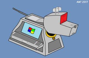 Windows K-9 by AngusMcTavish