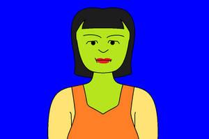 Rhonda Sick 1 by AngusMcTavish