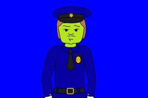 Sgt O'Randolph Sick 1 by AngusMcTavish