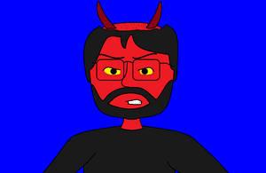 Evil Matt by AngusMcTavish