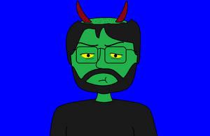 Evil Matt Sick 1 by AngusMcTavish