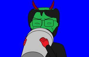 Evil Matt Sick 2 by AngusMcTavish