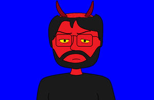 Evil Matt Weary by AngusMcTavish