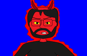Evil Matt Powers 1 by AngusMcTavish