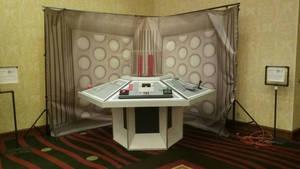 TARDIS Console by AngusMcTavish