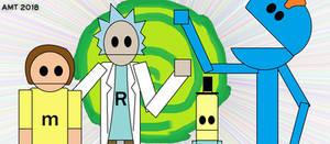 Rick and Morty CDN by AngusMcTavish
