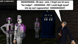 How the Doctor SHOULD Have Regenerated by AngusMcTavish