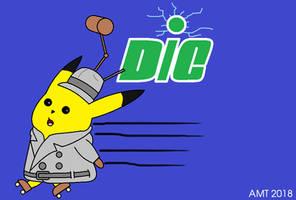 Inspector Pika - DiC Spoof by AngusMcTavish