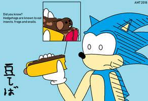 Sonic Mame-shiba by AngusMcTavish