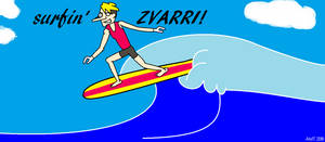 Surfin' ZVARRI! by AngusMcTavish