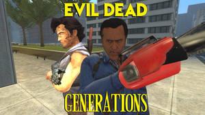 Evil Dead Generations by AngusMcTavish