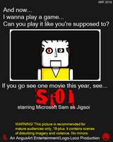 SOI - Fake Movie Poster by AngusMcTavish