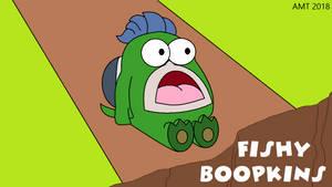 Fishy Boopkins by AngusMcTavish