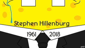 Tribute - Stephen Hillenburg by AngusMcTavish