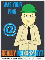 Was Your Ping REALLY Necessary? by AngusMcTavish