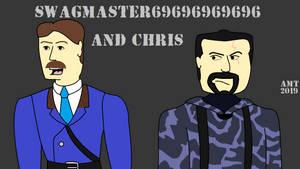 SMG4's Guards by AngusMcTavish