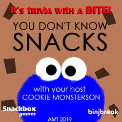You Don't Know Snacks