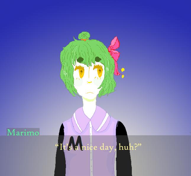 Marimo by nocht-e
