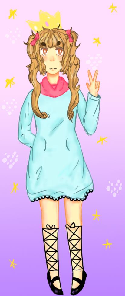 Pastel Princess by nocht-e