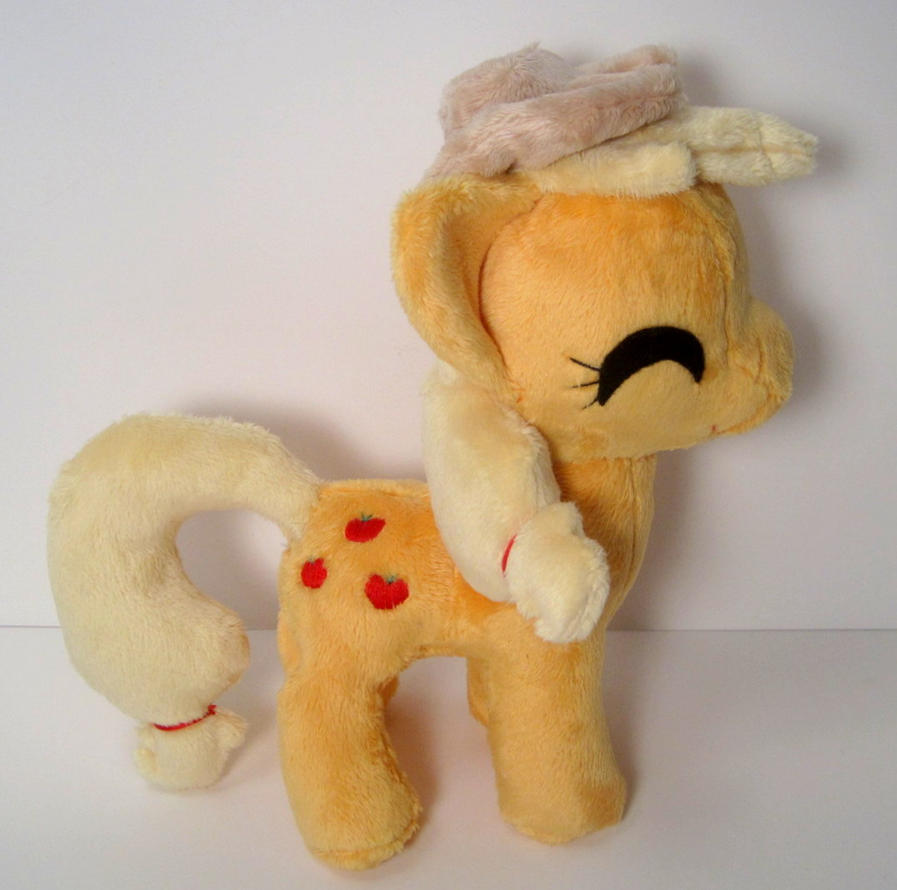 Itty bitty AJ by FollyLolly