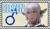 FFXIV Stamp - Elezen Male