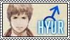 FFXIV Stamp - Hyur Male by Ravij