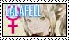 FFXIV Stamp - Lalafell Female by Ravij