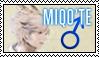 FFXIV Stamp - Miqo'te Male by Ravij