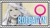 FFXIV Stamp - Roegadyn Female by Ravij