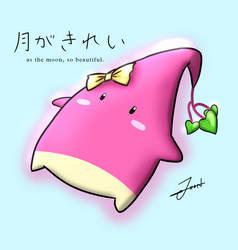 Tsuki Ga Kirei Potato Plush by RexJHTan