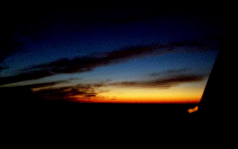 Zalazak sunca-Nebo Sunset_by_afiiz