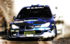 Subaru Impreza WRC Dirt HDR by Shourijo