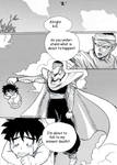 Piccolo+Gohan Flying Lessons 1
