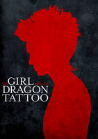 Girl With The Dragon Tattoo by midget525