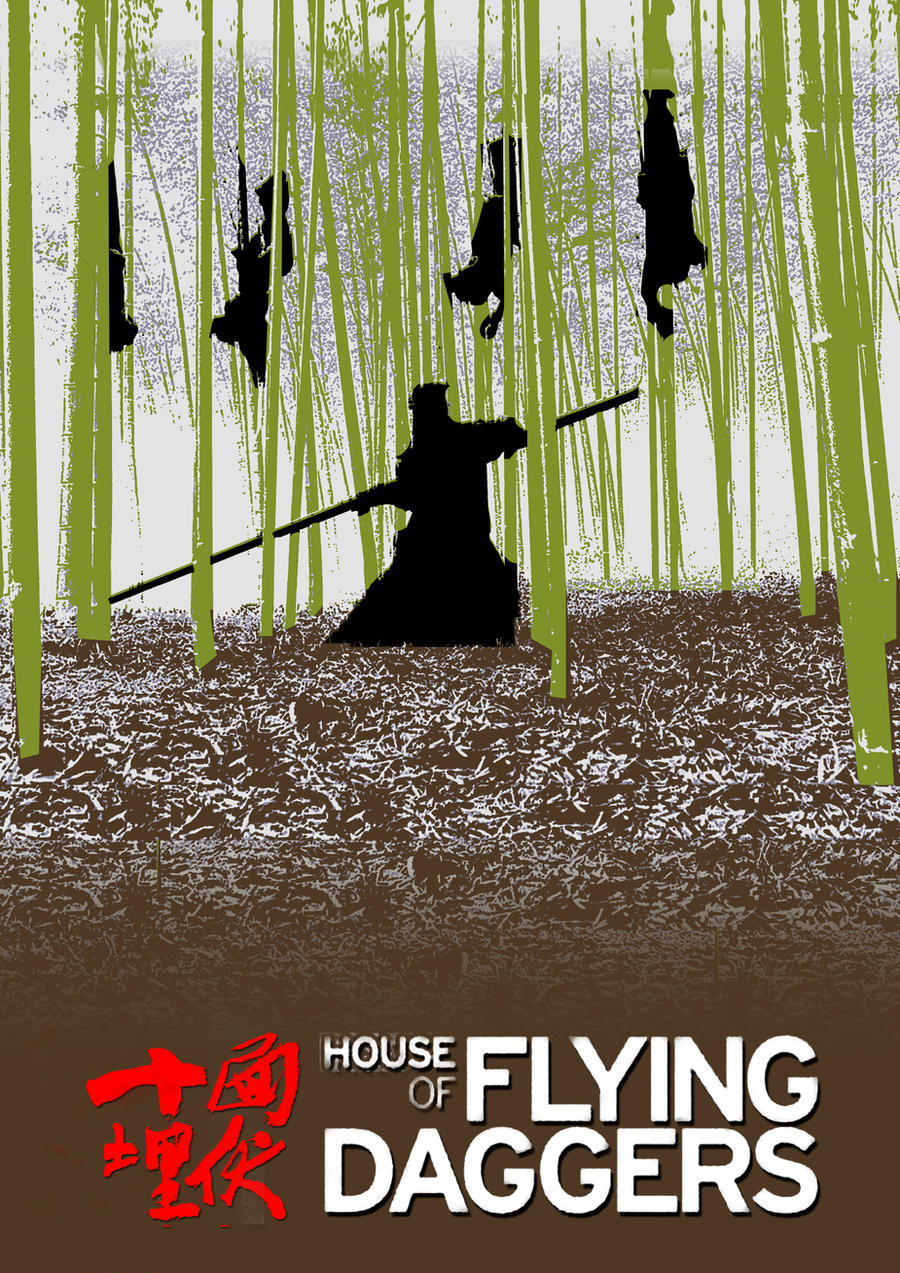 House of flying daggers sex nude picture