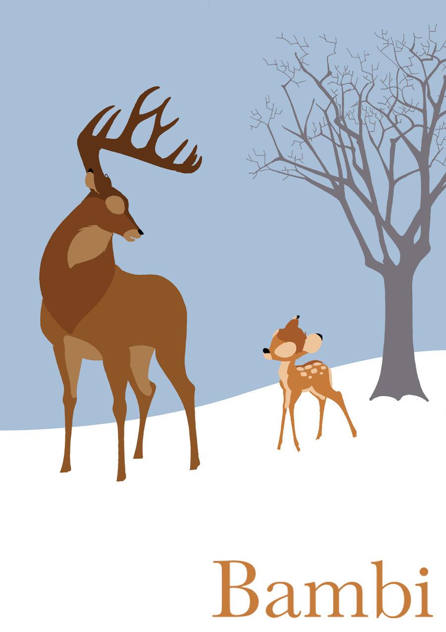 Bambi by midget525