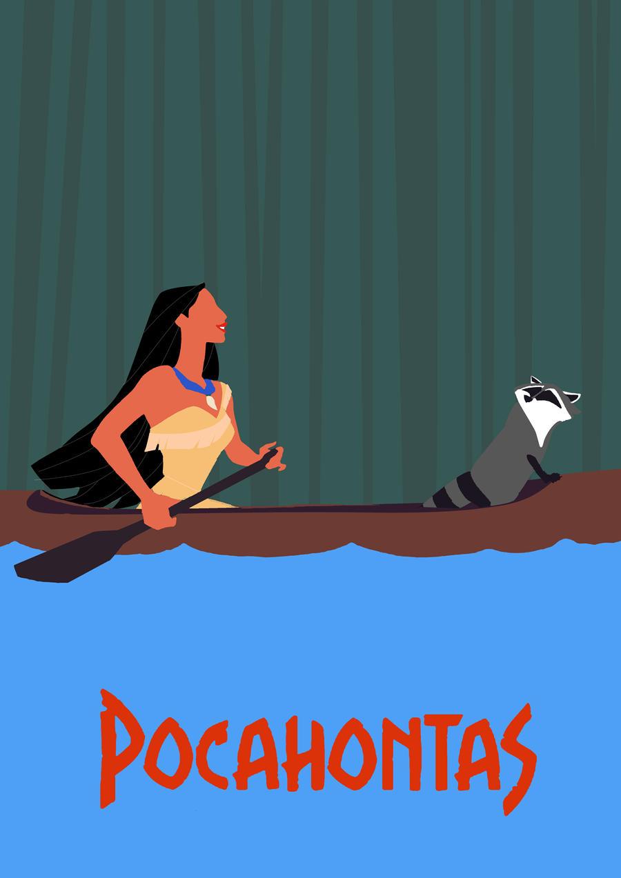 Pocahontas by midget525