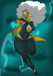 Storm Sketch by Shy-Green