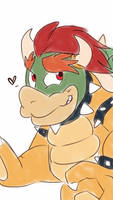 Bowser :3 by Ozzybae