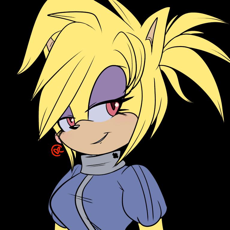 Generic Hedgehog OC SOLD by Ozzybae