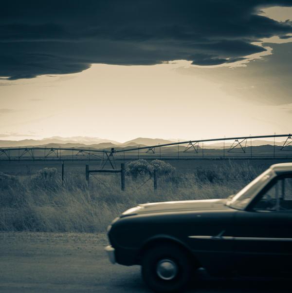 Antique Car by y-me
